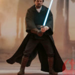 StarWars collection : Hot Toys Star Wars: le Dernier Jedi Luke Skywalker ( Crait ) Figurine 1/6