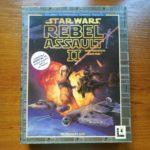 Star Wars: Rebel Assault II The Hidden Empire - Occasion StarWars