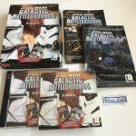 Star Wars Galactic Battlegrounds Saga Coffret - Avis StarWars