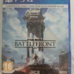 * Star Wars Battlefront  PS4 neuf  vérifié  - pas cher StarWars