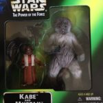 Figurine StarWars : STAR WARS FIGURINE FIGURE KENNER 1998 POWER OF THE FORCE KABE & MUFTAK MINT MOC