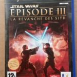 Star Wars épisode 3 la revanche des Sith Sony - Occasion StarWars