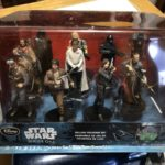 StarWars figurine : Star Wars Rogue One: A Star Wars Story 10 Piece Deluxe Figurine Set Disney Store