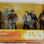 Figurine StarWars : Disney Star Wars Solo Figurine Set Brand New Factory Sealed
