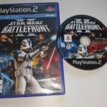 Sony PLAYSTATION 2 Jeu Star Wars Front II 2 - jeu StarWars