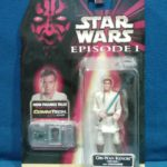 Figurine StarWars : Figurine Star Wars Épisode 1 Collection 1 Obi Wan Kenobi Hasbro Sealed