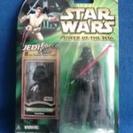 StarWars collection : Figurine Star Wars puissance Of The Jedi Force File Dart Vader Hasbro Sealed