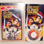 JEU SONY PSP - STAR WARS THE CLONE WARS LES - Occasion StarWars