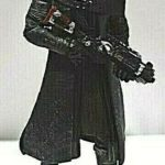 Figurine StarWars : Disney Knight of Ren FIGURINE Cake TOPPER STAR WARS Kylo Rise of Skywalker New b