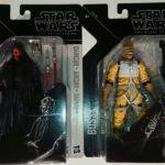 StarWars collection : 2 Figurine Star Wars Black Series Bossk et Darth Maul