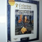 PC big box Star wars force commander - Occasion StarWars