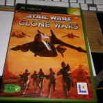 Star Wars the clone WarsXbox Microsoft -DISC  - pas cher StarWars