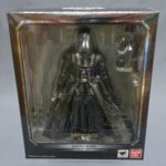 Figurine StarWars : S.H. Figuarts Darth Vader Vador Star Wars Episode 6 Bandai (USED VERY GOOD)***c