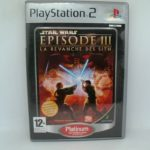 Star Wars Episode 3 - Platinum sur PS2 - jeu StarWars