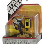 Figurine StarWars : Star Wars Unleashed Paquet Combat Singles Han Solo Figurine
