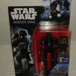 StarWars collection : figurine star wars droide K-2SO rogue one jeux video BD film