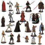 StarWars collection : Disney Star Wars Mega Figure 20 Set Figurines Force Awakens Cake Toppers Darth