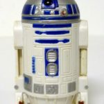 StarWars figurine : Star Wars R2-D2 avec Princesse Leia Taco Bell Applause Figurine Complet 1996