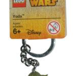 Figurine StarWars : Star Wars Lego Yoda Jouet Mini Figurines Porte-Clés 853449