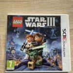 Lego Star Wars III The Clone War 3DS Nintendo - pas cher StarWars