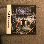 Notice DS Star Wars The Force Unleashed Ukv - Avis StarWars