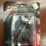 StarWars collection : STAR WARS EPISODE 1 FIGURINE ERASER  DARTH MAUL