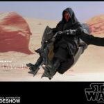 StarWars collection : Hot Toys Star Wars Darth Maul & Sith Speeder de Luxe Action Figurine 1/6 Echelle