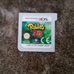 Rabbids 3D - cartouche - Jeu Nintendo 3DS XL - pas cher StarWars