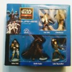 Figurine StarWars : Star Wars Classic Collector's Series Figurine 5 pack  1997