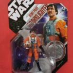 Figurine StarWars : Figurine STAR WARS 30TH Anniversaire (1977-2007) REBEL PILOT #14