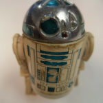 Figurine StarWars : Vintage Star Wars R2-D2 Action Figurine Hong Kong 1977 Tête Clicks