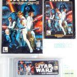 SUPER STAR WARS Nintendo Super Famicom SFC - jeu StarWars