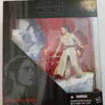StarWars figurine : Star Wars Black Series REY STARKILLER BASE  Figurine New