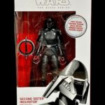 StarWars collection : Star Wars Black Series Second Sister Inquisitor Figurine Hasbro