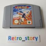 Nintendo 64 N64 - Star Wars Rogue Squadron - - Avis StarWars