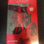 "Figurine StarWars : *IN HAND NEW Star Wars AMAZON EXCLUSIVE Black Series CARBONIZED SITH TROOPER 6"""