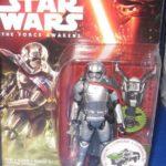 Figurine StarWars : Star Wars The Black Séries le Réveil de la Force Collecteur Figurine Capitaine