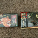 StarWars figurine : Star Wars Episode 1 Figurine Gift Set and Opee and Qui-Gon Jinn Lot