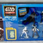StarWars figurine : New Applause Star Wars Classic Collector Series Figurine Collection Sealed