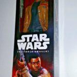 StarWars collection : Star wars / Figurine 30 cm  / FINN ( jakku ) /  NEUF en BOITE SCELLE