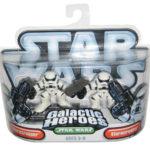 StarWars collection : Star Wars Galactic Heroes Stormtrooper Hasbro Figurine Set