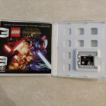 3DS NINTENDO LEGO STAR WARS REVEIL FORCE ( no - jeu StarWars