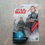 Figurine StarWars : General Leia organa / Star Wars Hasbro Blister Action Figure Force Link*