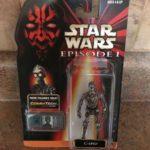 Figurine StarWars : STAR WARS EPISODE 1 C-3PO ACTION-FIGURE COLLECTIBLE FIGURINE