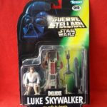 StarWars collection : Figurine Star Wars Star Wars Luke Skywalker Deluxe Kenner Sealed