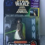 StarWars collection : Figurine Star Wars The Power of the Force Obi-Wan Kenobi Electronic power Kenner