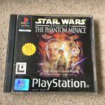 Playstation 1 Game Star Wars Phantom Menace - pas cher StarWars