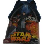 StarWars collection : Star Wars III Revenge Of The Sith Captain Antilles Action Figurine