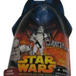 Figurine StarWars : Star Wars III Revenge Of The Sith Clone Trooper Super Articulation Figurine