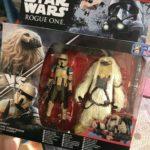 Figurine StarWars : Figurine star wars scarif stormtrooper squad leader